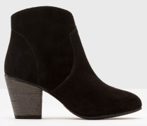 Boho-Stiefel Black Damen