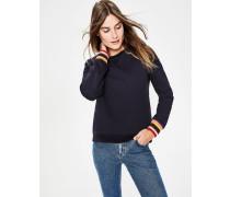 Arabella Sweatshirt Navy Damen