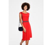 Bernice Jerseykleid Red Damen
