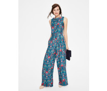 Clarissa Jumpsuit Blue Damen