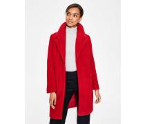 Hereford Mantel Red Damen