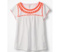 Ferne Jerseyshirt White Damen