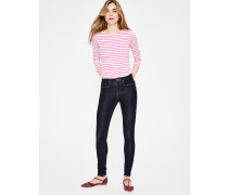 Mayfair Röhrenjeans Navy Damen