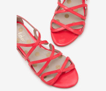Adela Sandalen Red Damen