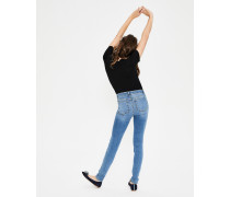 Soho Röhrenjeans Denim Damen