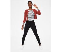 Mayfair Bi-Stretch-Jeans Black Damen