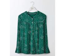 Nadine Jerseyshirt Green Damen