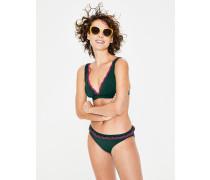 Corfu Bikinihöschen Green Damen