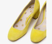 Hope Pumps mit mittelhohem Absatz Yellow Damen