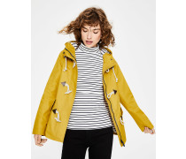 Whitby Wasserdichte Jacke Yellow Damen