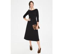 Maddie Ponte-Kleid Black Damen
