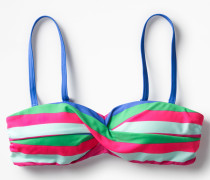 Amalfi Bandeau-Bikinioberteil Multi Damen