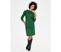 Estella Jacquard-Kleid Green Damen