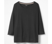 Superweiches Oversize-T-Shirt Black Damen