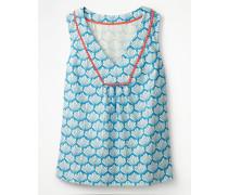 Tarifa Jerseyshirt Blue Damen