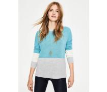 Lowick Pullover Blue Damen