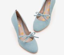 Anthea Pumps mit mittelhohem Absatz Blue Damen