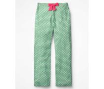 Suzie Pyjamahose Green Damen