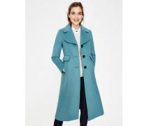 Farleigh Mantel Blue Damen