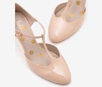 Whitney Pumps mit mittelhohem Absatz Pink Damen