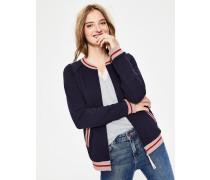 Whitstable Jacke aus Jersey Navy Damen