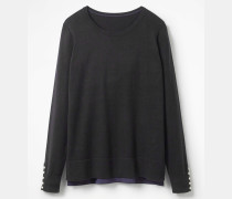 Tilly Pullover Black Damen