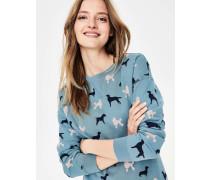 Arabella Sweatshirt Blue Damen