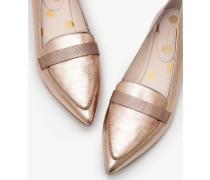 Abbie Loafer Metallic Damen