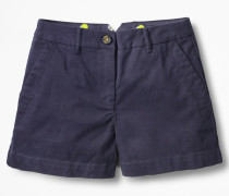 Rachel Chino-Shorts Navy Damen