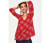 Willow Shirt Red Damen