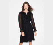 Amalie Kleid Black Damen