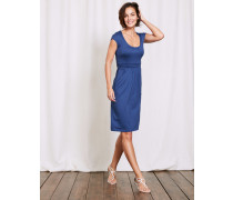 Margot Jerseykleid Blue Damen