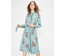 Pippa Hemdkleid Blue Damen