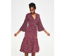 Hettie Jersey-Kleid Red Damen