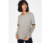 Allie Jerseyshirt Grey Damen