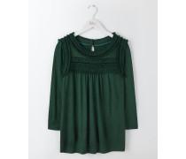 Wren Jerseyshirt Green Damen