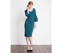Betty Kleid aus Ponte-Roma-Jersey Blue Damen