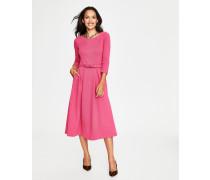 Harley Kleid mit Struktur Pink Damen