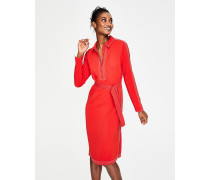 Scarlett Hemdkleid Red Damen