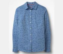 Das klassische Hemd Blue Damen