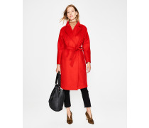 Lindfield Wickelmantel Red Damen