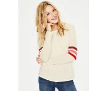 Allie Jerseyshirt Ivory Damen