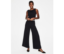 Clarissa Jumpsuit Black Damen