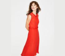 Effie Seidenkleid Red Damen
