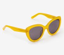 Marseille Sonnenbrille Yellow Damen