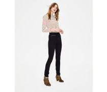 Brighton Biker-Jeans Black Damen