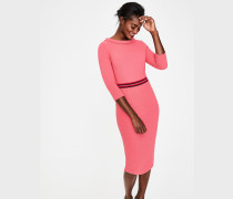 Daisy Ottoman-Kleid Pink Damen