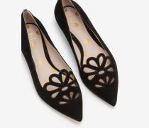 Eloise Flache Schuhe Black Damen