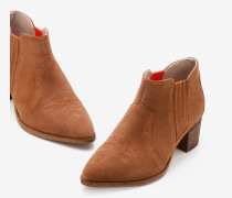Clifton Stiefeletten Brown Damen