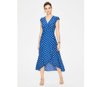 Antonia Wickelkleid Blue Damen